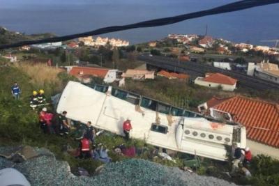 Tragjedi në portugali,vdesin 28 turistë