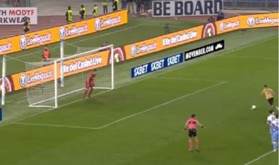 Video/ Strakosha hero, shikoni çfarë bën kundër Udinese-s