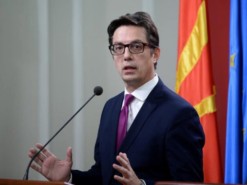 Maqedoni e Veriut, presidenti Pendarovski: Ndryshimi i kufijve në Ballkan sjell konflikte të armatosura