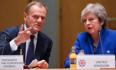 Shtyrja e Brexit-it, BE publikon kushtet për ta pranuar