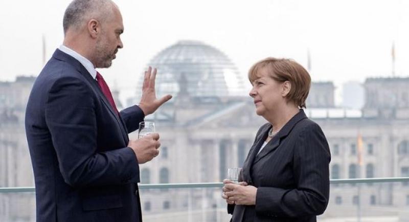 Kur Rama ishte gati të përplasej me Merkelin, për të ruajtur paktin me Vuçiçin