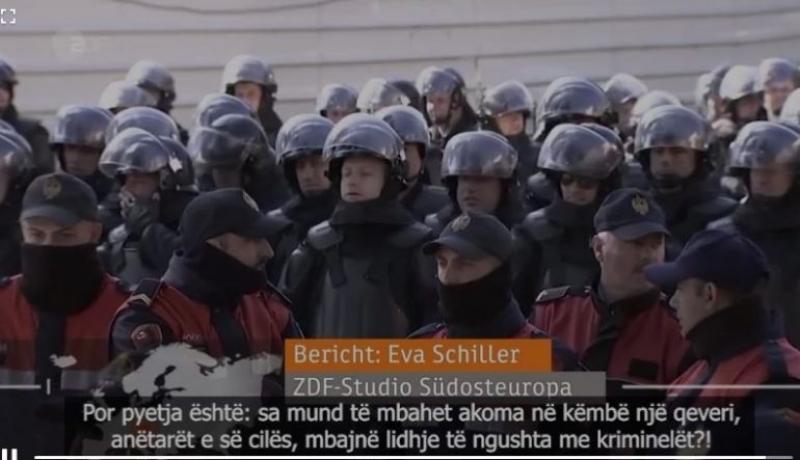 """Media gjermane reportazh për banorët e """"Unazës"""" në fund ngre pyetjen: Sa mund të mbahet akoma në këmbë një qeveri..."""