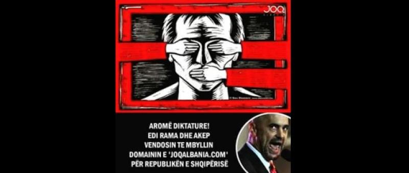 Vazhdon hakmarrja e Edi Ramës kundër faqes `Jeta osh Qef', mbyllet edhe në FB