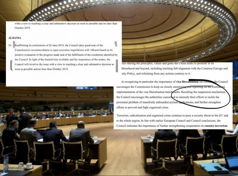 Pollo: Mos hapja e negociatave dhe rivendosja e vizave për shqiptarët, dy lajmet negative nga Luksemburgu