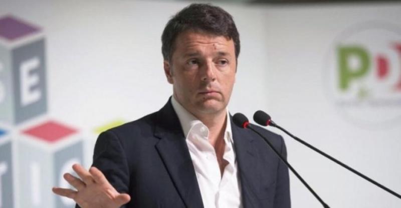 Tërmet në politikën Italiane, Renzi largohet nga PD bashkë me 30 deputetë