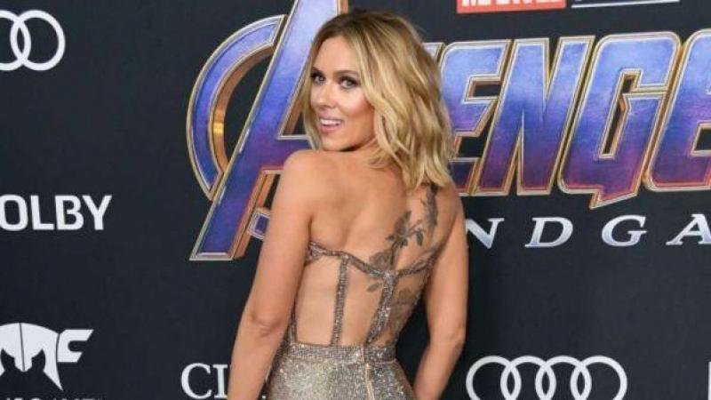 Scarlett Johansson aktorja me e paguar në botë,ja sa fiton në vit