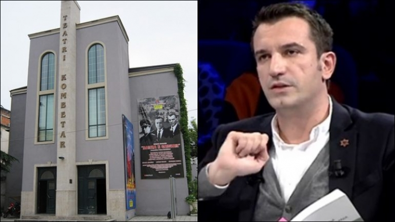 SPAK: Kanë nisur hetimet për shembjen e Teatrit Kombëtar