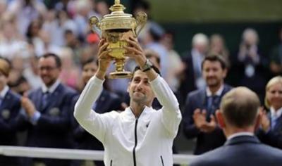 Gjokoviç fiton finalen maratonë të Wimbledonit