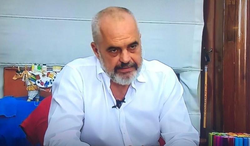 """""""Më mirë i papunë sesa drogaxhi si ty""""/ Gazetari ia plas Ramës në studion e TCH"""