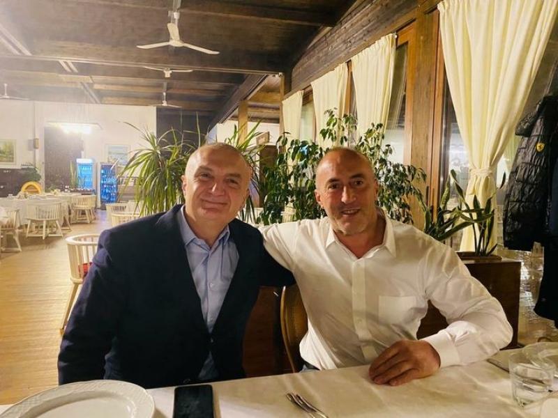 Komandanti Haradinaj jep kushtrimin: Me Presidentin në çdo kohë