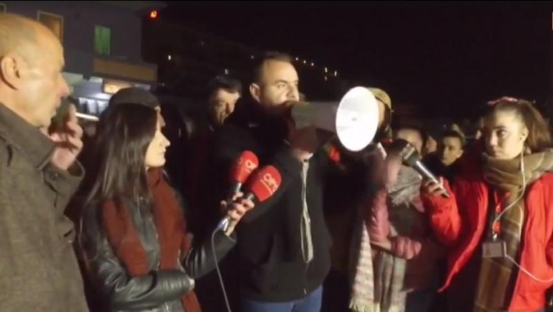 Protesta e Unazës së Re/Balliu: Zgjedhje si të Enver Hoxhës më 30 qershor s'kemi për të lejuar