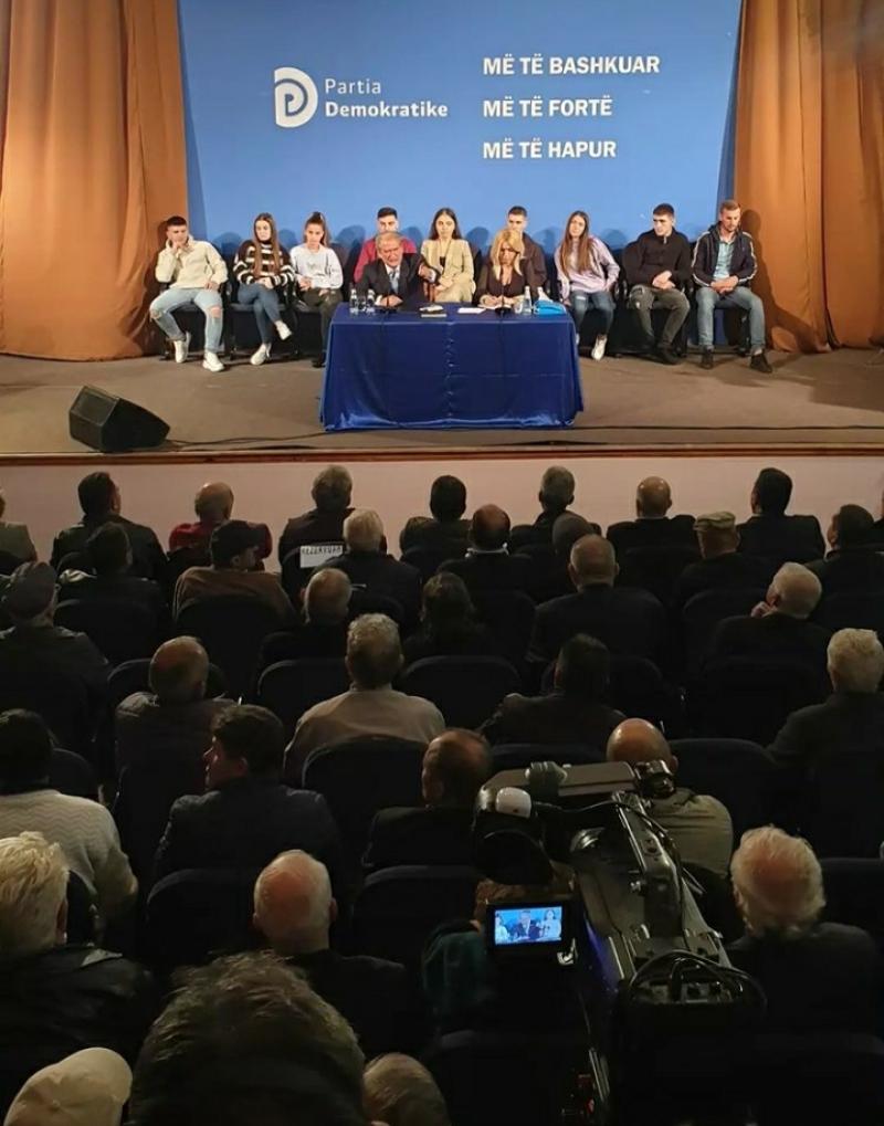 Berisha: Baton Stanishiçi është bërë avokati i 'kundërshtarëve' Rama dhe Basha