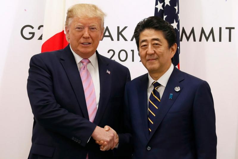 Japonia dhe SHBA pranë një marrëveshjeje tregtare