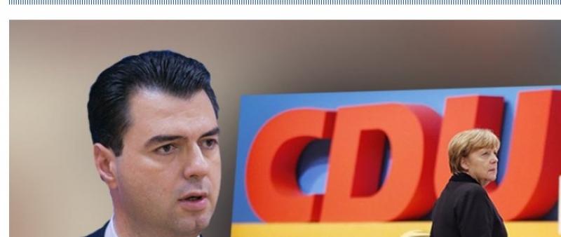 Platforma e PD-së për qeverisjen/ Më 26 Prill në Tiranë delegacioni i CDU-së së Merkel