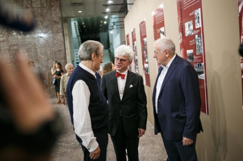 Lufta, Berisha në ekspozitën e ambasadës polake për sulmet nga Gjermania dhe Bashkimi Sovjetik