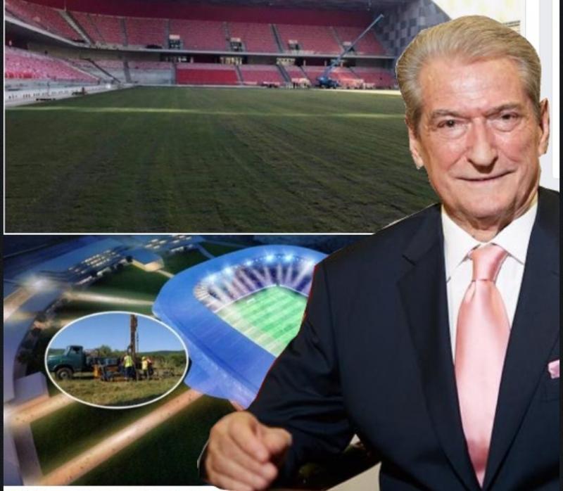 """""""Arena e Hajnisë me 21000 vende kushton 27 mln euro më shumë se Stadiumi Kombëtar i Kosovës me 30000 vende"""""""