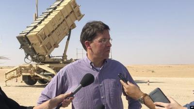 Shefi i Pentagonit mbërrin në Irak për bisedime