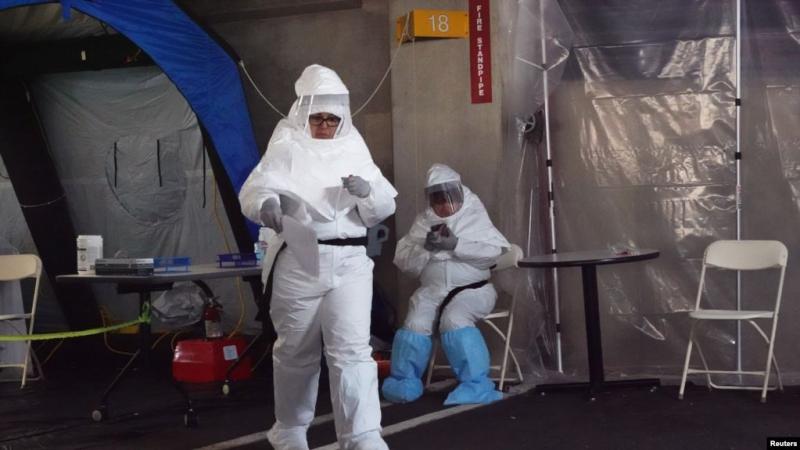 SHBA, mbi 216 mijë të infektuar me koronavirus
