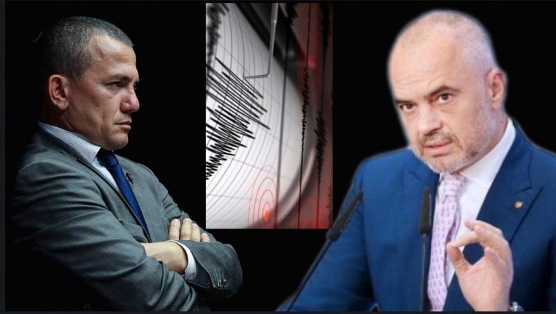"""""""Më shumë ka mundësi që Shqipërinë ta godasë një tërmet 10 ballë, sesa Rama të japë dorëheqjen"""""""