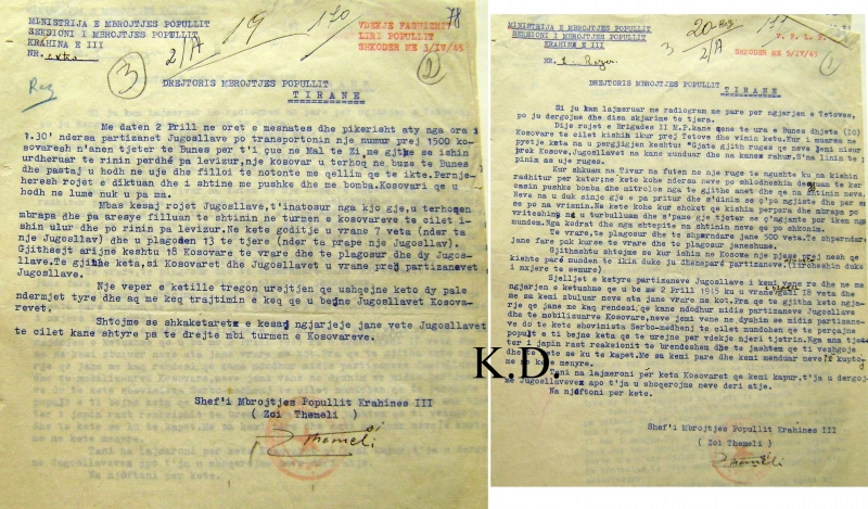 1945/Masakra e Tivarit, të mbijetuarit në Shqipëri iu dorëzuan jugosllavëve