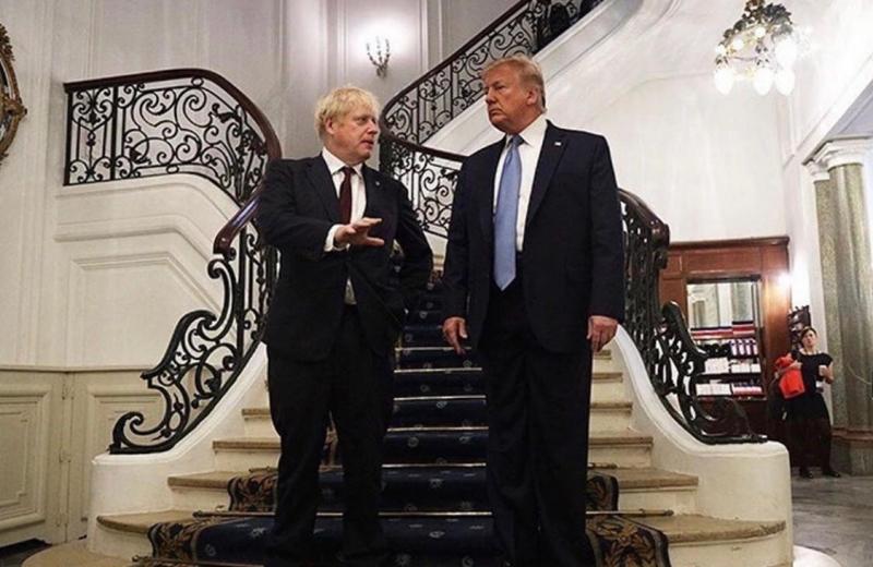 Trump: Boris Johnson është njeriu i duhur për ta realizuar Brexit-in
