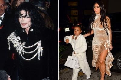 Kim Kardashian i bën dhuratë 65.625 dollarë vajzës 6-vjeçare