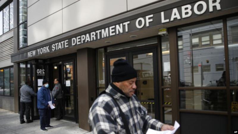 Zeri i Amerikes: SHBA, numër rekord kërkesash për asistencë papunësie