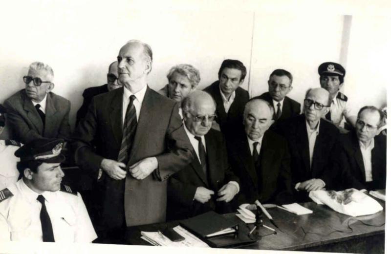 1994/Gjyqi ndaj nomenklaturës së lartë komuniste