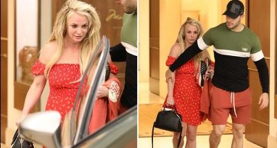 Pas problemeve me shëndetin mendor, Britney Spears fotografohet me të dashurin
