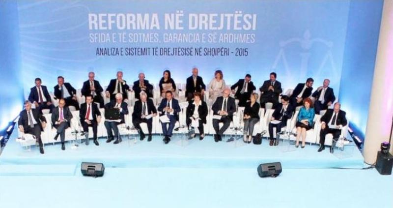 Eksperimenti me Shqipërinë/Raport-progresi i KE nxjerr katastrofën e sistemit të drejtësisë