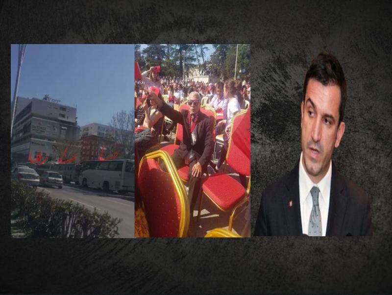 Tirana e refuzoi rikandidmin e Veliajt me mospjesmarrje, ja autobusët me militantë e sjellë nga rrethet
