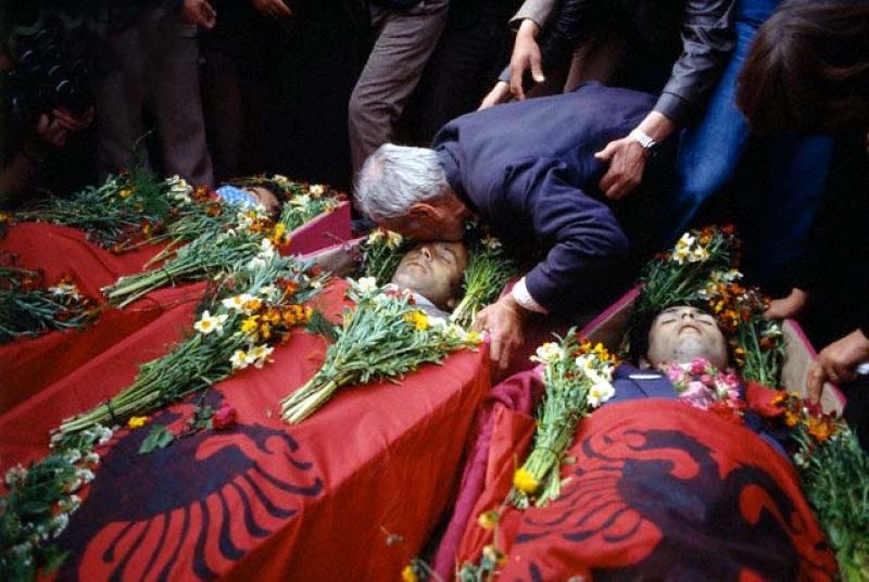 2 prill 1991, gjakosja e Shkodrës nga komunistët