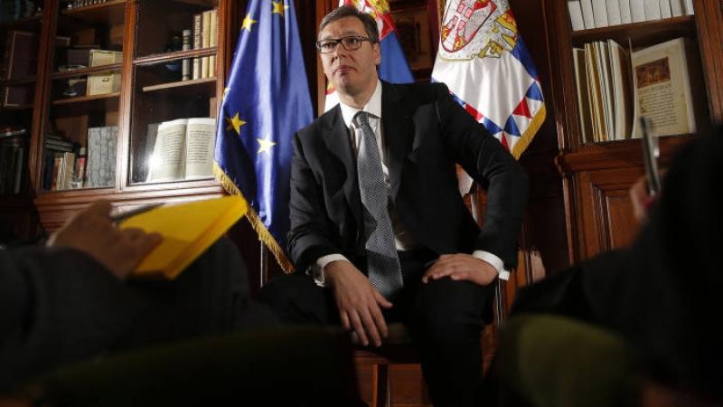 Deklarata bombë e Vuçiçit për iniciativën me Ramën: Serbia po orientohet drejt Rusisë, po forcojmë shengenin ballkanik