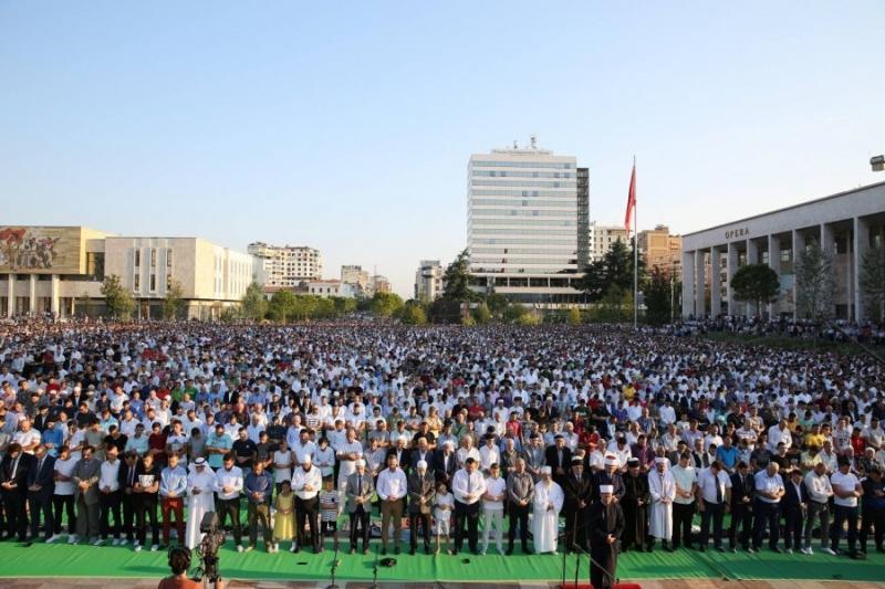 Myslimanët e Shqipërisë, mesazh ngushëllimi popullit të Sri Lankës