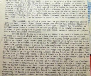 1946/Trakt antikomunist i hedhur në Elbasan