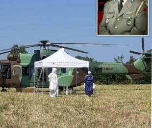 """Gjeneral ®️ AHMETAJ: """"SPAK të hetojë tenderat kriminale të MM me mirëmbajtjen e helikopterëve"""""""