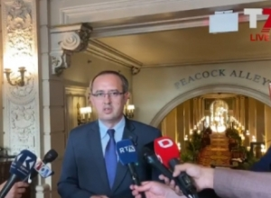 Përfundon takimi midis Kosovës dhe Serbisë në Shtëpinë e Bardhë/ Hoti: Kemi bërë një hap të madh drejt marrëveshjes finale