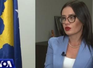 Intervistë për VOA/ Ministrja Haradinaj-Stublla: SHBA duhet të ketë rol udhëheqës në procesin Kosovë-Serbi