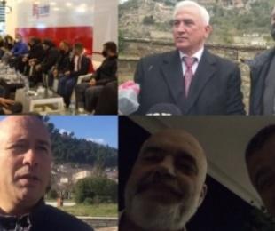 """""""Po e ktheni PS-në forcë të tretë""""/ Rebelohet baza socialiste e Beratit dhe Skraparit: S'duam të shiturit dhe palaçot e çorbës"""