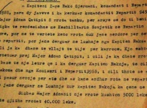 1953/Rrotat e kapiten Rakos