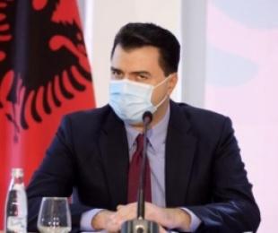 """""""Numri real shumë më i lartë"""", Basha: Sipas një eksperti të njohur epidemiolog kemi 2500 raste ditore nga COVID-19 në Shqipëri"""