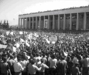 """""""Unë i them popullit të Shqipërisë: Amerika po kthehet te ju"""""""