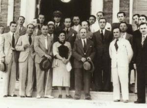 Ministria e Punëve të Jashtme në vitin 1937