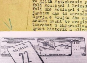 "1944/""Çlirimi"" i Krujës me disa data"