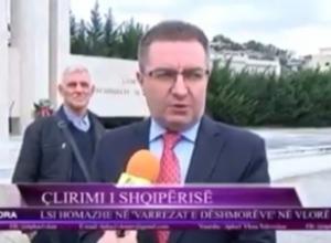 Luan Rama në Vlorë: Në qytetin e flamurit, nderim për dëshmorët, amanet i përjetshëm