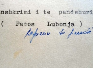 1979/Fatos Lubonja para hetuesit: Kampet tuaja nuk të riedukojnë