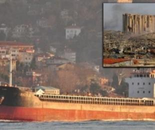 Kjo është anija që solli vdekjen në Bejrut