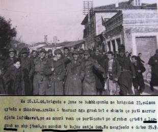 """29 nëntor 1944, """"çlirimi"""" imagjinar i Shkodrës nëpërmjet dokumenteve"""