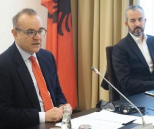 OSBE mbledh ambasadorët për zgjedhjet e 25 prillit, në takim dhe Celibashi. Ja çfarë u diskutua