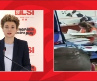 LSI denoncon masakrën zgjedhore, Xhixho: Dëmtim me dashje i materialeve zgjedhore